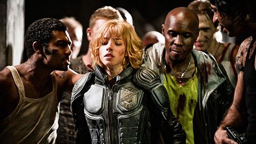 Trailer phim: Dredd - 3
