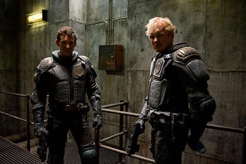 Trailer phim: Dredd - 4
