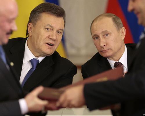 Putin tung 15 tỉ USD đẩy EU ra khỏi Ukraine - 1