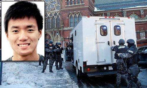 Sinh viên Harvard tung tin có bom để trốn thi - 1