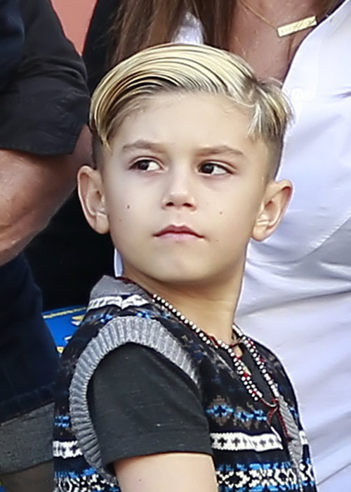 Tròn mắt vì thời trang của cậu nhóc 7 tuổi - 9