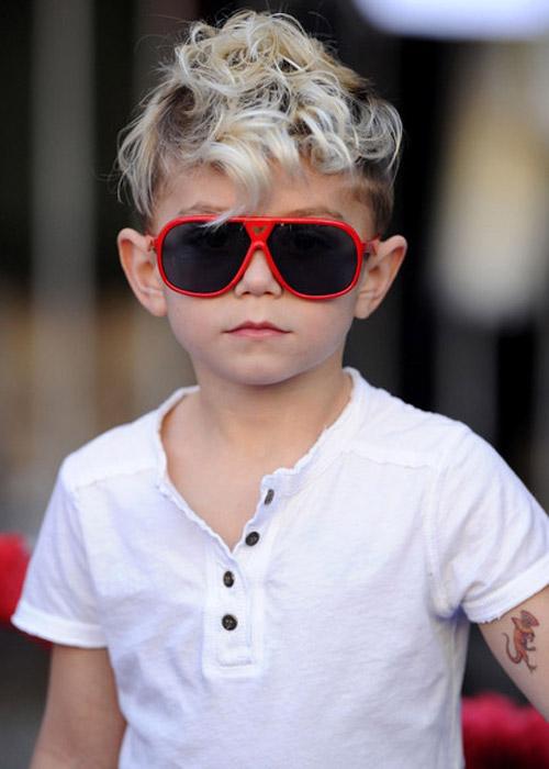 Tròn mắt vì thời trang của cậu nhóc 7 tuổi - 5