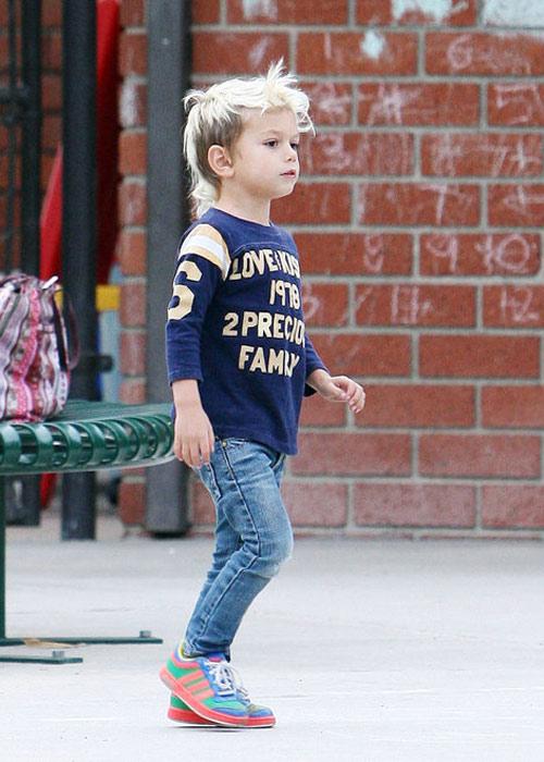 Tròn mắt vì thời trang của cậu nhóc 7 tuổi - 4