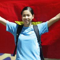 Đi Myanmar, không tập vẫn ẵm HCV nhảy cao