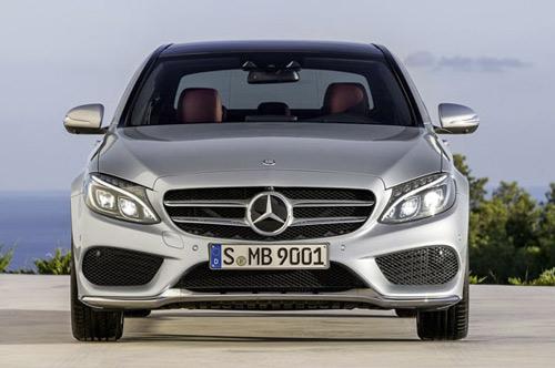 Mercedes-Benz C-Class mới: Sang hơn, trẻ hơn - 1