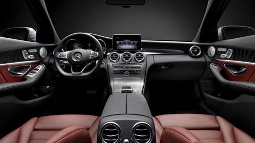Mercedes-Benz C-Class mới: Sang hơn, trẻ hơn - 7