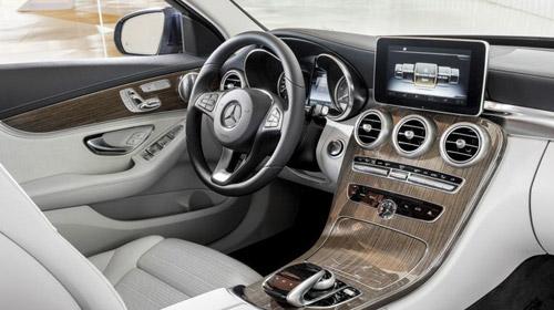 Mercedes-Benz C-Class mới: Sang hơn, trẻ hơn - 9