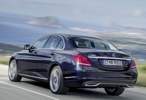 Mercedes-Benz C-Class mới: Sang hơn, trẻ hơn - 4