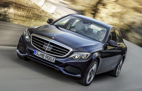 Mercedes-Benz C-Class mới: Sang hơn, trẻ hơn - 6