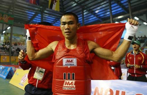 Phút đăng quang của Muay Thái - 12