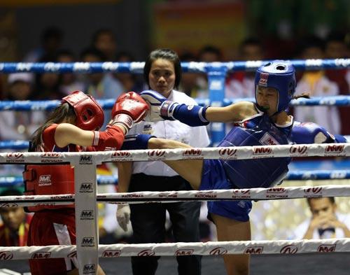 Phút đăng quang của Muay Thái - 4