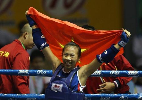 Phút đăng quang của Muay Thái - 5