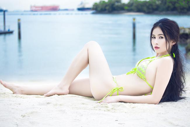 Dù bận rộn với công việc nhưng Ruby vẫn thi thoảng trở về Việt Nam biểu diễn tại các club tại TP.HCM
