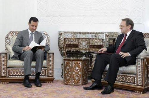 Nga khuyên ông Assad bớt phát ngôn khinh suất - 1