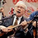 Tài chính - Bất động sản - Tỷ phú Warren Buffett kiếm 37 triệu USD mỗi ngày