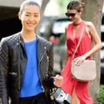 """Thời trang - 10 người mẫu ra phố ăn mặc siêu """"chất"""""""