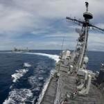 """Tin tức trong ngày - TQ """"xuống giọng"""" sau vụ suýt đâm tàu chiến Mỹ"""