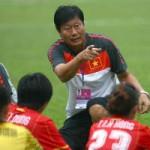 """Bóng đá - Chiến thắng """"4 sao"""", HLV Trần Văn Phát vẫn chỉ trích học trò"""