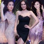 Thời trang - Showbiz Việt: Một năm ngập váy ngắn!