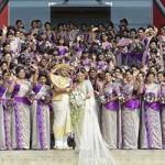 Phi thường - kỳ quặc - Đám cưới khủng nhất thế giới 2013