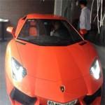 Ô tô - Xe máy - Lamborghini Aventador được trưng bày công khai tại Sài Gòn