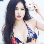 Bạn trẻ - Cuộc sống - DJ Ruby Nguyễn sexy trên bãi biển Singapore