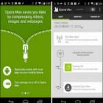 Công nghệ thông tin - Trình duyệt Opera Max giúp tiết kiệm dung lượng 3G thời bão giá