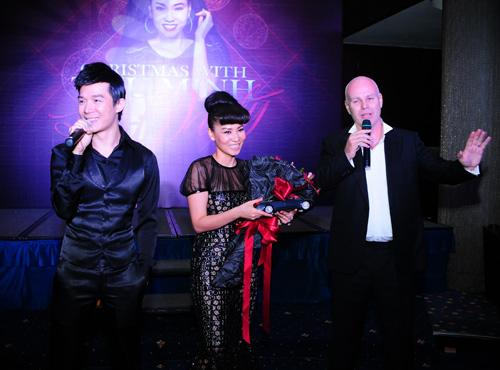 Bữa tiệc tiền tỷ của Thu Minh - 4