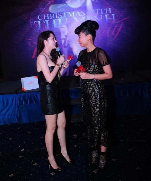 Bữa tiệc tiền tỷ của Thu Minh - 14