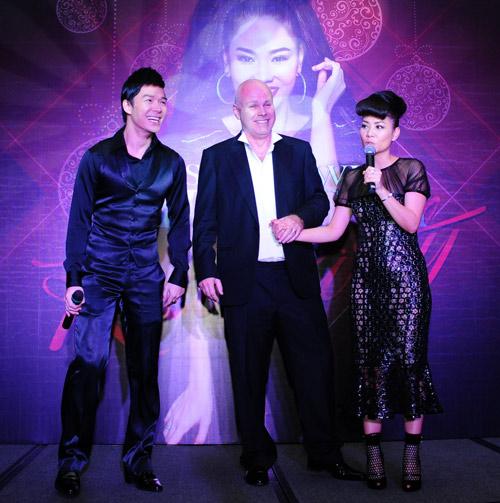 Bữa tiệc tiền tỷ của Thu Minh - 12
