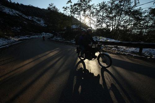 Những hình ảnh đẹp nhất về Sapa mùa tuyết rơi - 6