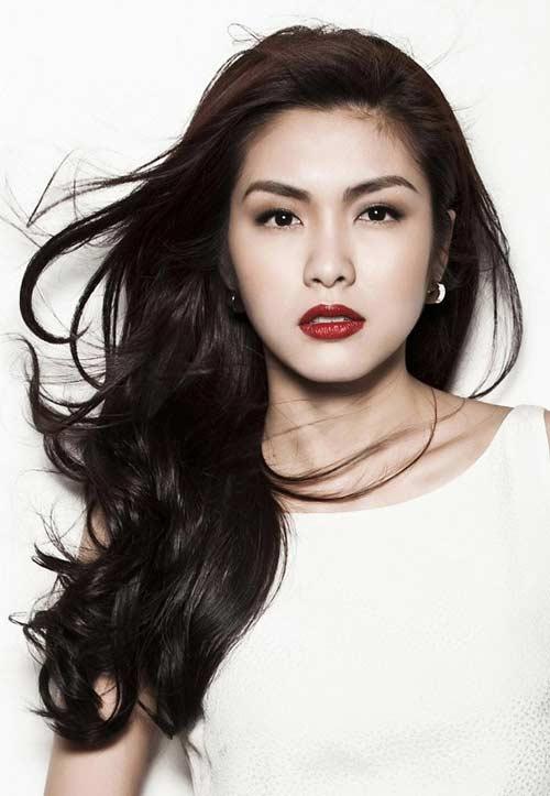 Giữ sóng tóc đẹp như Tăng Thanh Hà - 1