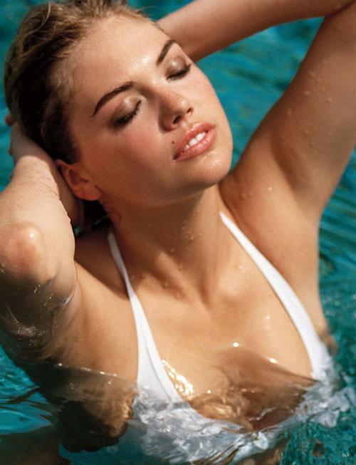 """Kate Upton không ngừng khoe ngực """"khủng"""" - 9"""