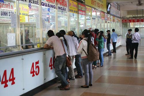 Giá xăng tăng, giá vé xe Tết âm lịch sẽ tăng cao - 2