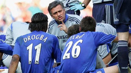 """Drogba nói về sự """"đặc biệt"""" của Mourinho - 1"""