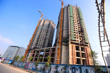 Hà Nội giải phóng hơn 16% căn hộ tồn kho - 1