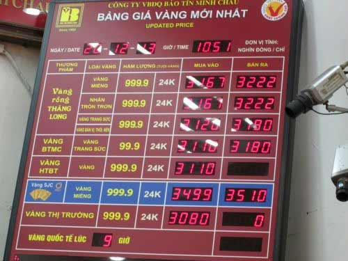 """Hà Nội: Cận cảnh giao dịch ở """"phố vàng"""" - 3"""