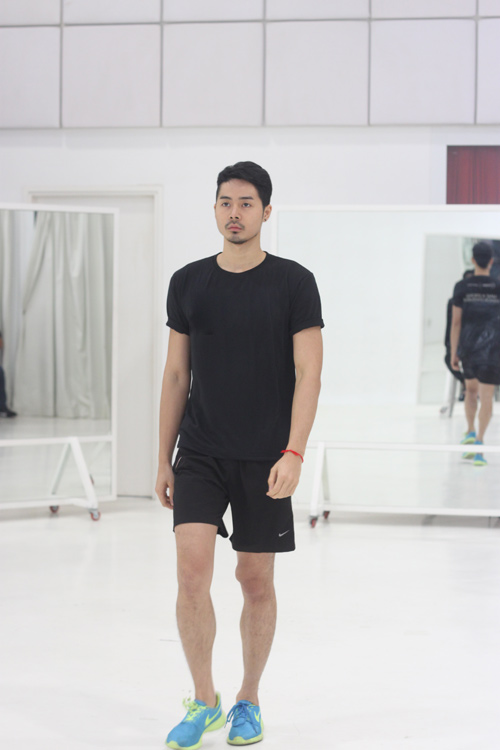 Miss J khen ngợi thí sinh Vietnam's Top Model - 7