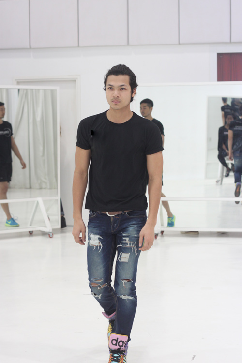 Miss J khen ngợi thí sinh Vietnam's Top Model - 5