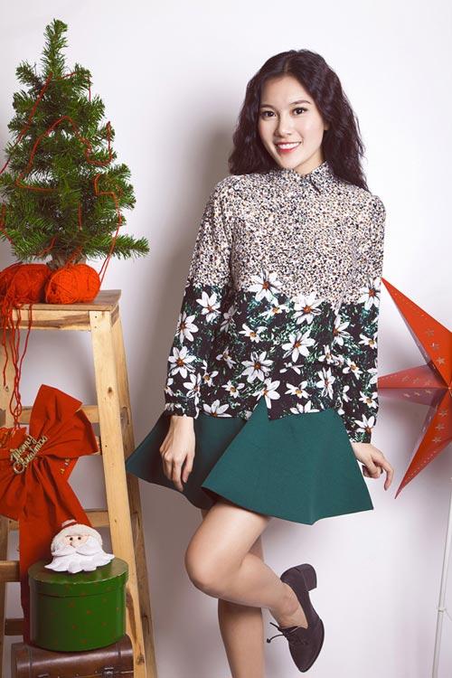 Mẹo cho thiếu nữ Việt nổi bật mùa Giáng sinh - 8