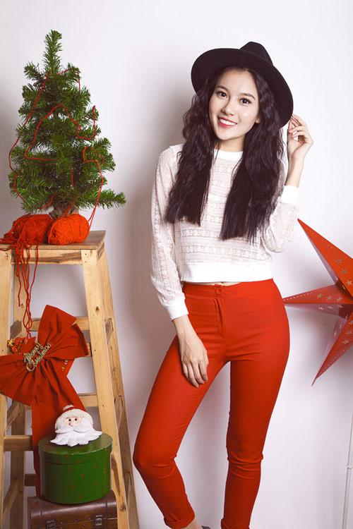 Mẹo cho thiếu nữ Việt nổi bật mùa Giáng sinh - 9