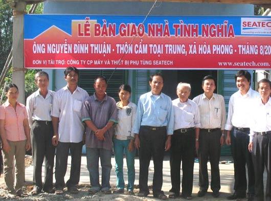 Nhà mới đón tết cho hộ chính sách ở Đà Nẵng - 1