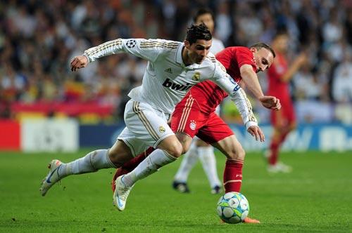 QBV: Ribery không bận tâm tới Ronaldo - 1