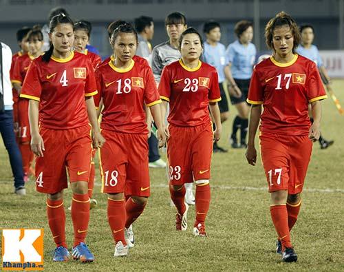 ĐT nữ VN: Đẫm nước mắt ở Mandalay - 6