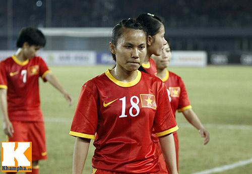 ĐT nữ VN: Đẫm nước mắt ở Mandalay - 7