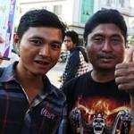Bóng đá - Fan Myanmar cổ vũ ĐTVN đánh bại Thái Lan