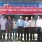 Tin Đà Nẵng - Nhà mới đón tết cho hộ chính sách ở Đà Nẵng