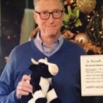 Công nghệ thông tin - Bất ngờ vì được Bill Gates tặng quà Noel