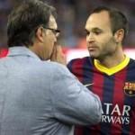 Bóng đá - Barca: Không Messi, phải giữ Iniesta