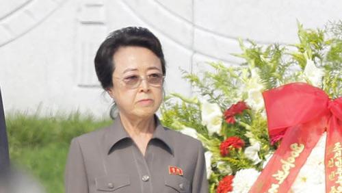 Cô Kim Jong-un không hay biết chồng bị xử tử? - 1